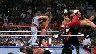 WWE Royal Rumble Match 1989