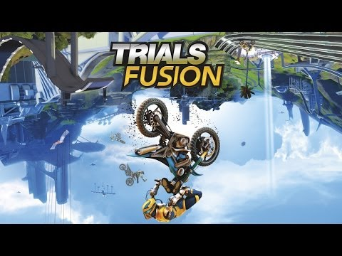Trials Fusion with Achievement Hunter