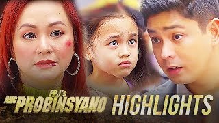 Cardo reminds Krista about Letlet | FPJ's Ang Probinsyano (With Eng Subs)
