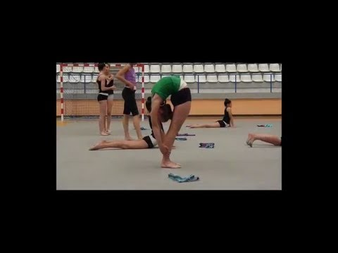 Club gimnasia rítmica Lliria