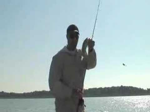 Marion, Ohio smallmouth at Killdeer Plains Video