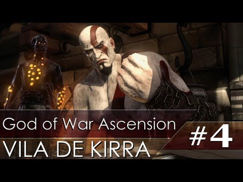 God of War Ascension #4 - Vila de Kirra