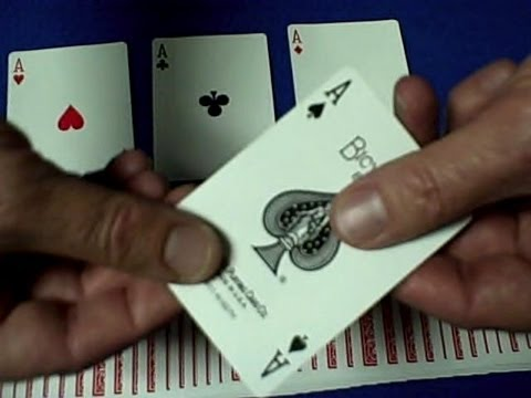 1000 Year Old Card Trick - Tutorial