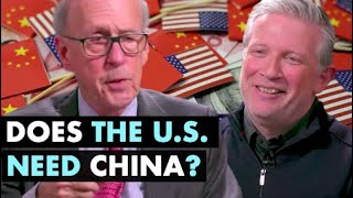 Can the U.S. and China Survive Without Each Other? (w/ Stephen Roach & Grant Williams)
