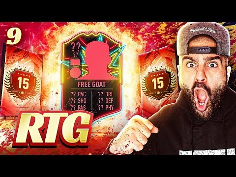 OMG THIS CARD IS INSANE!! BUY HIM NOW! #FIFA20 Ultimate Team Road To Glory #09