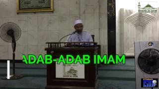 Pengajian Kitab Indahnya Solat Berjemaah  - Oleh Al-Fadhil Dtk Ust Hj Muhammad Bin Hj Hashim