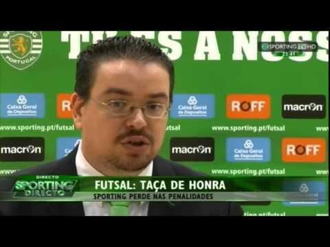 Miguel Albuquerque justifica o protesto do Sporting na Taça de Honra