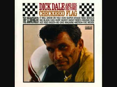 Dick Dale - Hot Rod Racer