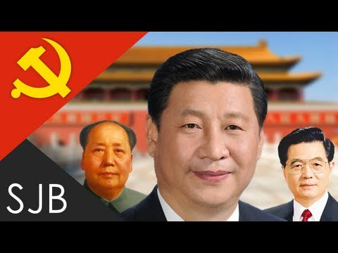 The Presidents of the People's Republic of China - 人民中华民国总统