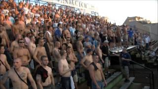 Sedl Kovo  Ultras Slovan 05 08 2012