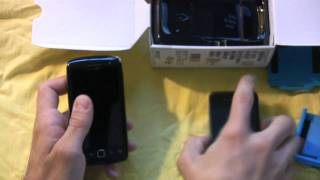 BlackBerry Torch 9850 Unboxing! Don't Call it a Storm.