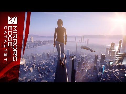 Mirror's Edge Catalyst Developer Diary – City and Narrative