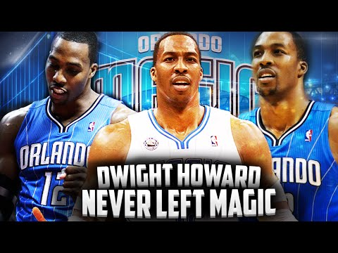 What If - Dwight Howard NEVER Left Orlando