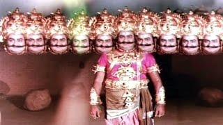 Bapu Sampoorna Ramayanam Pre  Climax Scene