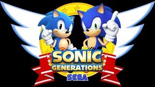 Sonic Generations Full Game Play Through