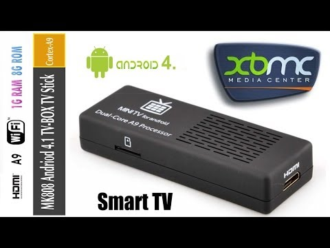Review MK808 Dual Core Android 4.1 TV BOX Mini PC best priсe 41$