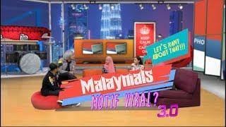 Malaynials X Motif Viral: Amalin Mangsa Pukul Lelaki dan Fitnah Akhir Zaman