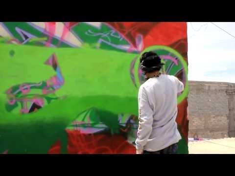 GRAFFITI SAN LUIS DE LA PAZ-WTR REVER