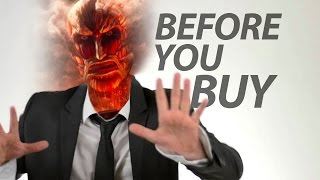 Attack On Titan - Before You Buy