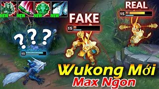 Update LMHT: Wukong sẽ được CHỈNH SỬA KĨ NĂNG, Buff Yuumi, Malphite Update chuẩn bị LÊN SÀN