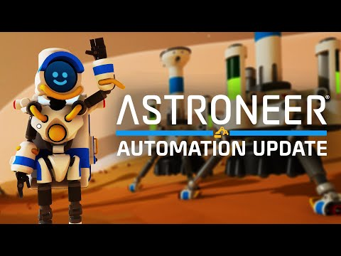 ASTRONEER - Automation Trailer