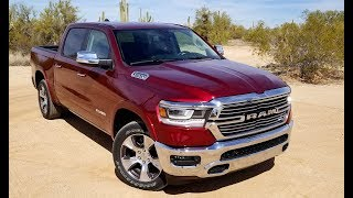 NEW 2019 Ram 1500 review--WHAT YOU NEED TO KNOW.