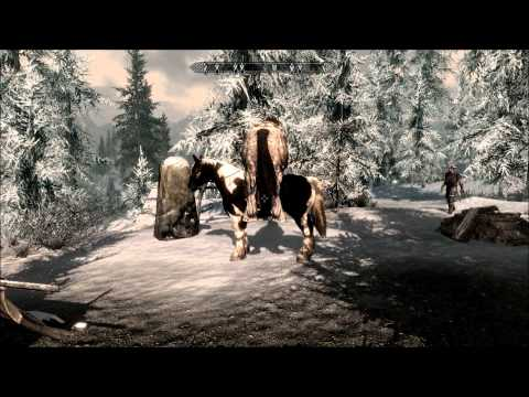 Skyrim Horse Porn video