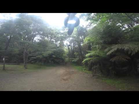 THE WATERWORKS ADVENTURE PARK - FLYING FOX - JAN 2016