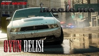 Oyun Delisi - İnceleme - Need For Speed Most Wanted 2