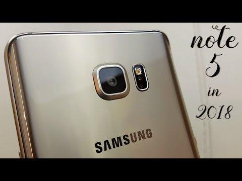Samsung Galaxy Note 5 in 2017: Still relevant?