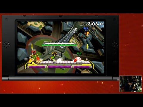 Super Smash Bros 3DS & Tournament @ San Diego Comic Con (Day 1 Nintendo Challenge)