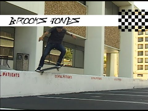 Brooks Jones VX Part
