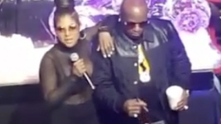 "Birdman ""Gets A Kiss From Toni Braxton Leaves With Her In $3M Bugatti"""