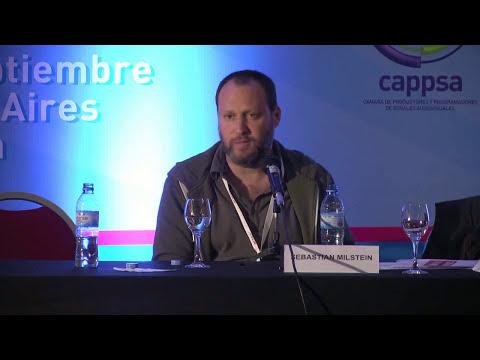 Introducción a los formatos televisivos: Sebastián Milstein