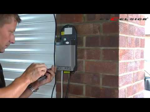 How To Fit Roller Garage Door Www Excelsiorgaragedoors