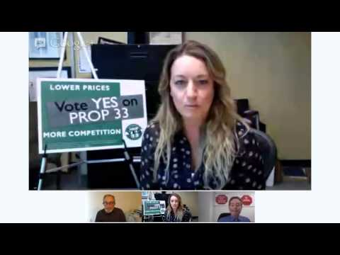 Etopia News Debate on California Proposition 33 (2012)