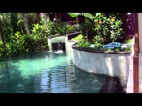 1 filter for swimming pool and fish pond youtube for Swimming pool koi pond conversion
