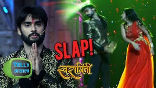 Swara SLAPS Sanskaar   Kisan's LIE REVEALED on India's Got Talent   Swaragini   Colors