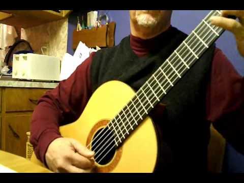 Dionisio Aguado: Etude No.1 en La mineur