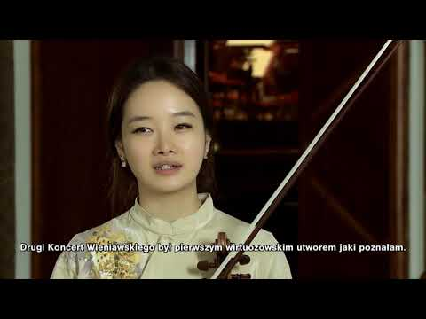 Bomsori Kim With Warsaw Philharmonic Orchestra - New CD From Warner Classics