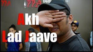 Akh Lad Jaave Badshah Dance