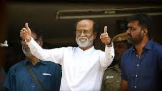 Rajinikanth responds on Karnataka political dharma