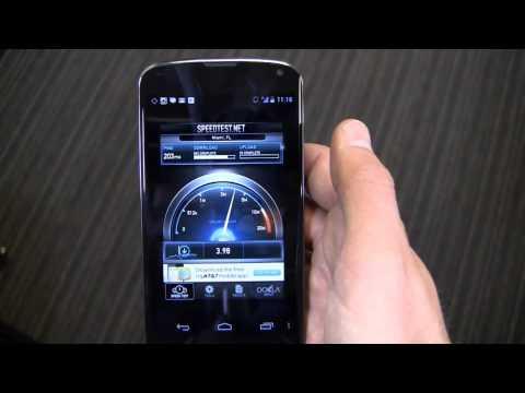 Nexus 4 on Straight Talk