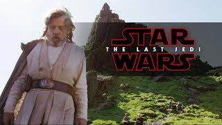 Star Wars: The Last Jedi   Luke