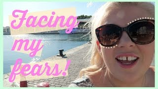 Facing My Travel Fears!
