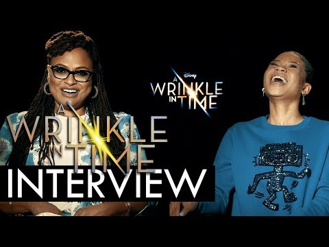 A Wrinkle In Time Exclusive Interview: Ava DuVernay, Storm Reid