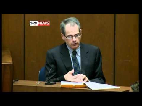 Jackson Trial Pathologist: 'Death Was Homicide'