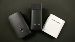 Wireless Router, NAS, and Power bank  Showdown (@HooToo_Official Vs @RAVPower)