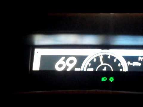 Renault Scenic III  1.4 Tce  Elasticity  60-100 km/h