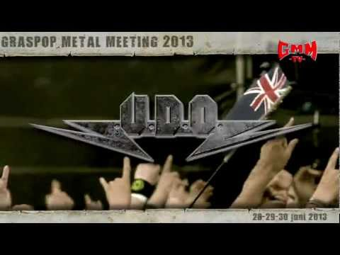 04-02-2013: NEW ANNOUNCEMENT FOR GRASPOP METAL MEETING 2013